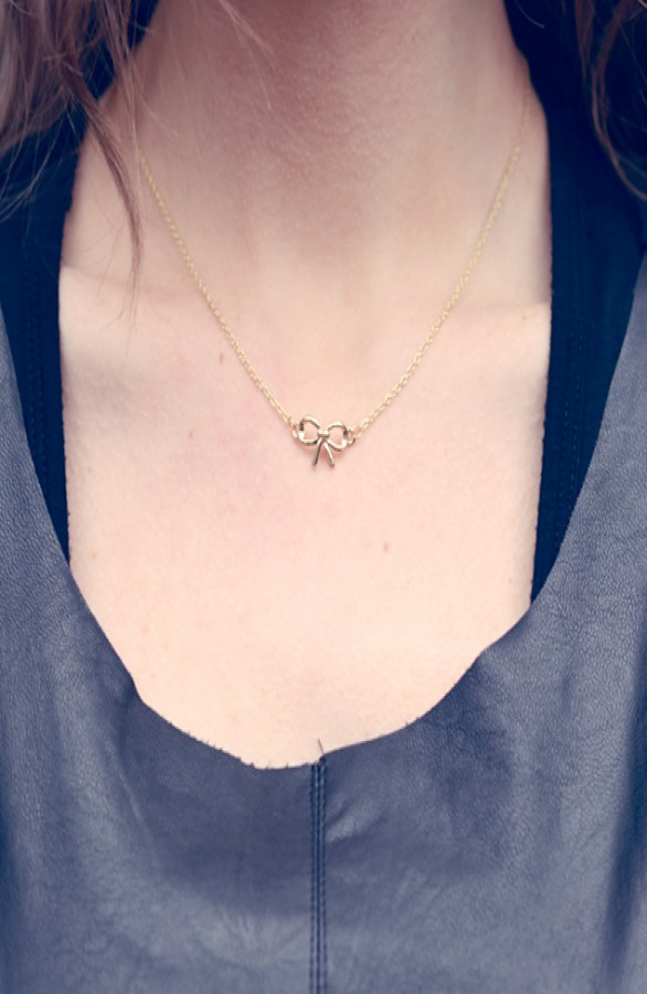 Infinity-Goud-Necklace