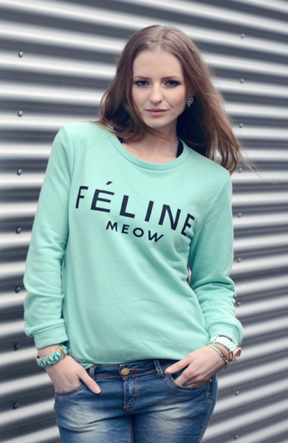 Feline-Meow-Sweater-Mint-The-Musthaves