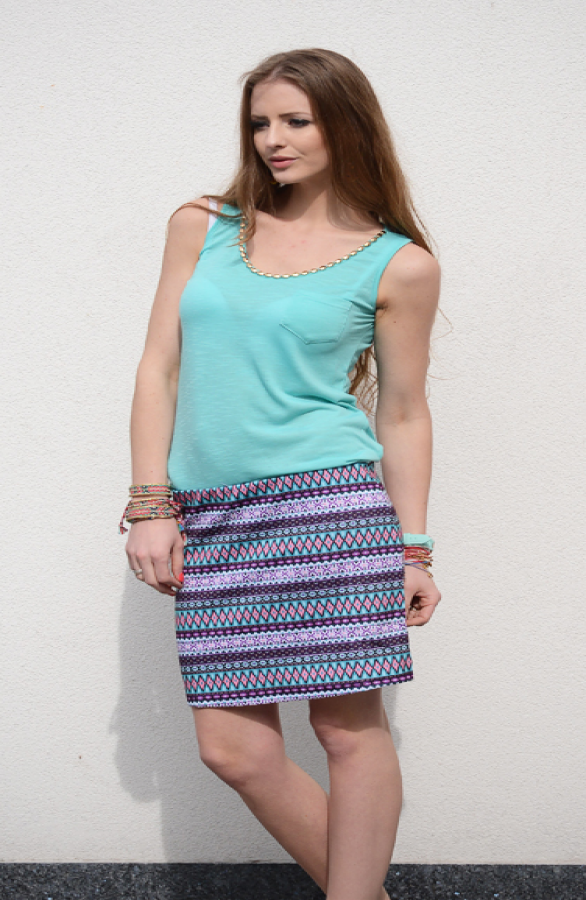 Aztec-Rok-The-Musthaves-Blauw