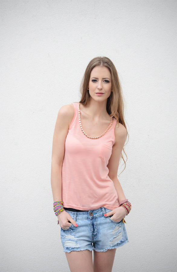 Chain-Top-pink