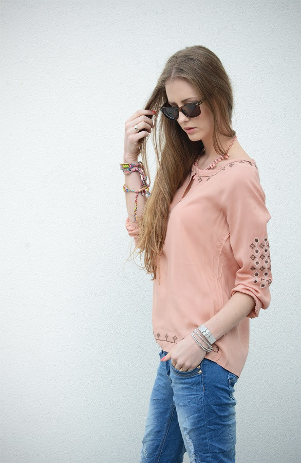 Luxury-Blouse-Peach-TheMusthaves