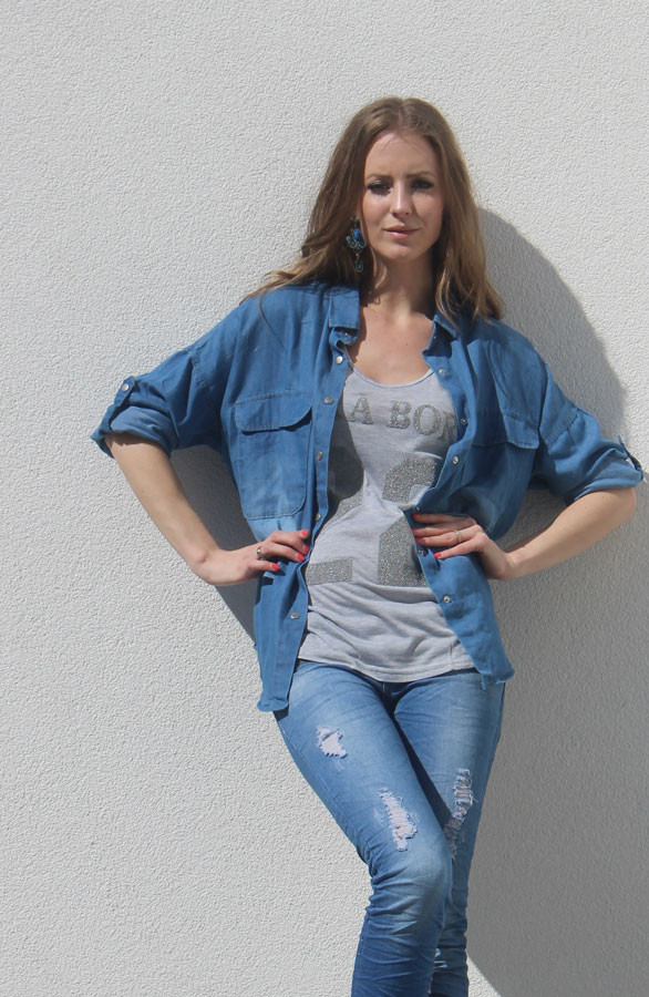 Jacobs-Denim-Blouse