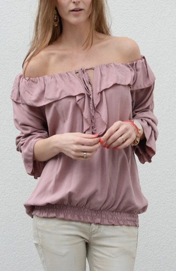 The-Musthaves-Blouse-Oud-Roze-Ibiza