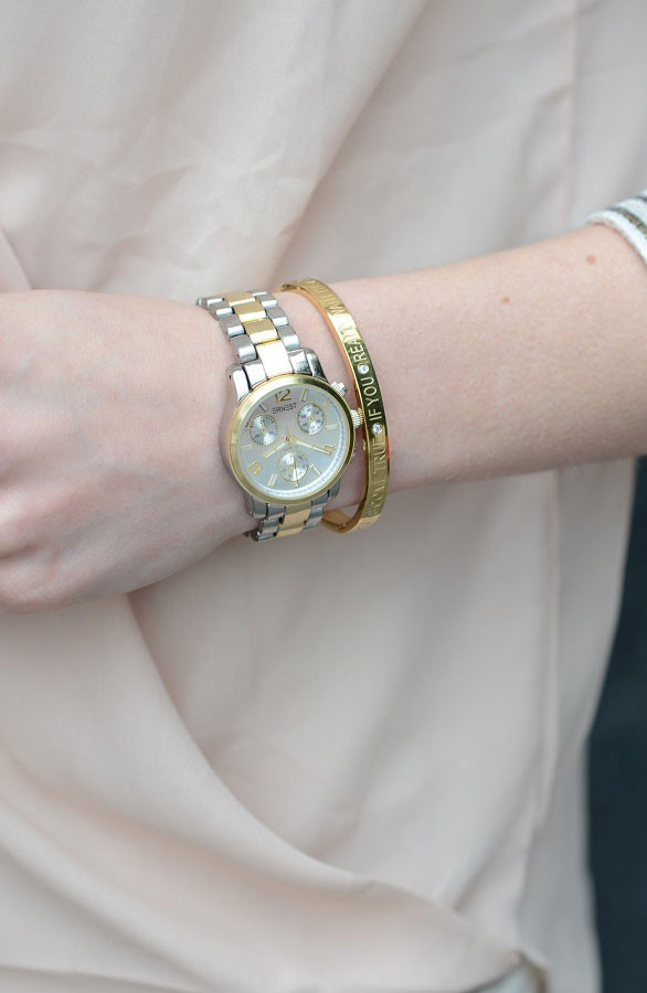 My-silver-golden-watch-musthave
