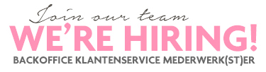 Vacature Backoffice