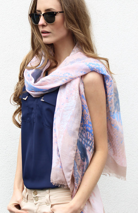 Musthave-Sjaal-print