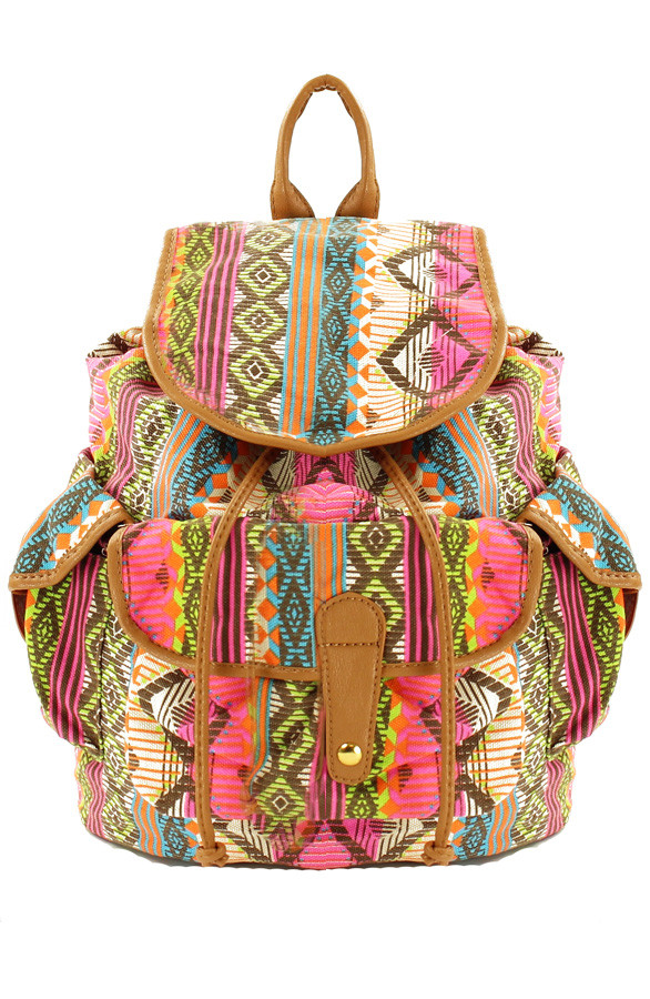 2e9f2c03221 Aztec Backpack Sorbet   The Musthaves