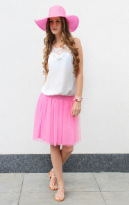 Musthave-tule-rok-roze