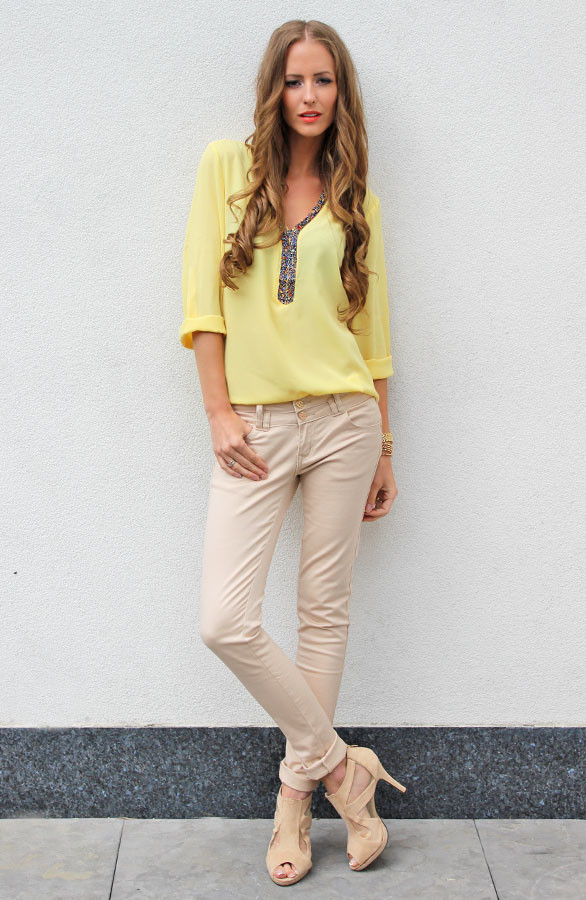 Musthaves-blouses-dames-geel-trends-2015