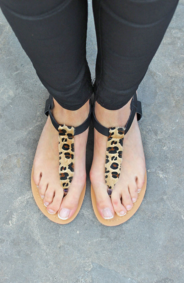 panter-slippers