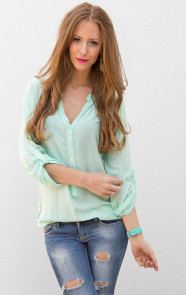 katoenen-blouse-dames-mint
