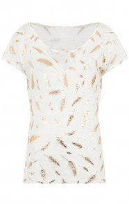 Feather Top Creme