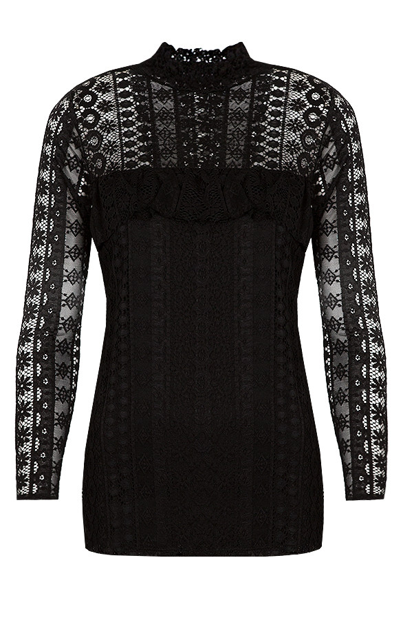 Most Wanted Lace Sleeve