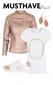Musthave Deal Exclusive Metallic
