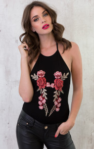 Musthave Body Roses Black