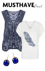 Musthave Deal Crystal Lace