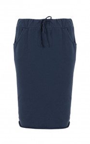 Navy Musthave Skirt
