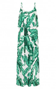 Palmtree Summer Dress