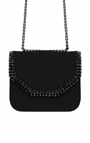 Wanted Chain Bag Black