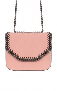 Wanted Chain Bag Blush