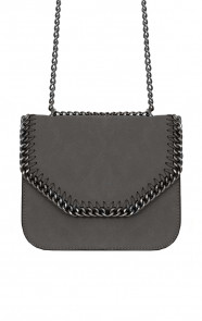 Wanted Chain Bag Grey