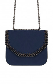 Wanted Chain Bag Navy
