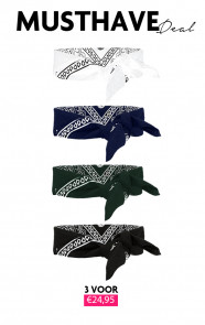 Musthave Deal Bandanas