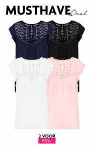Musthave Deal Romantic Tops