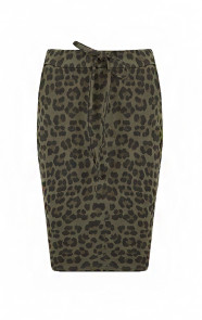 Leopard-Skirt-Army