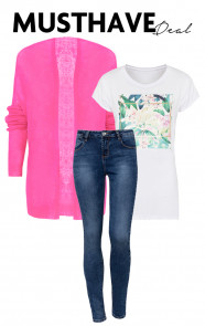 Musthave Deal Flamingo Fuchsia