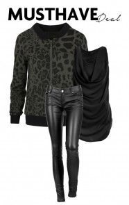 Musthave Deal Leopard Coating