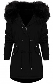 Parka Jas Limited Edition Zwart