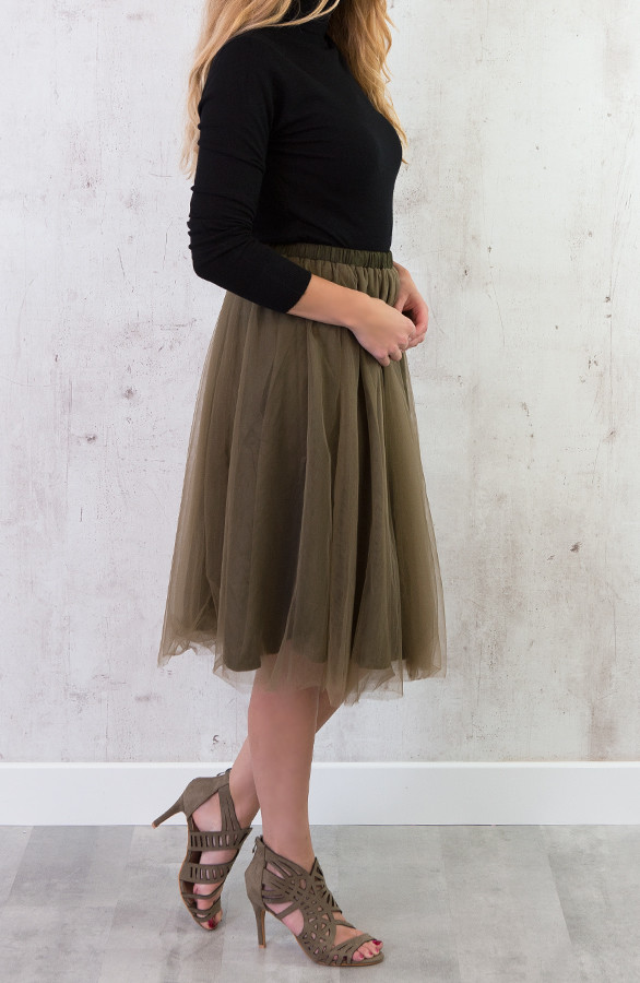 Ongekend Tule Rok 2.0 Army | Themusthaves.nl WR-68