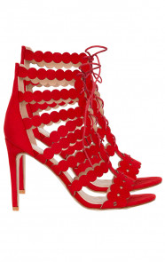 Gladiator Heels Exclusive Rood