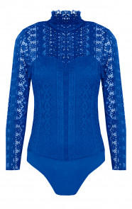 Most Wanted Lace Body Kobalt