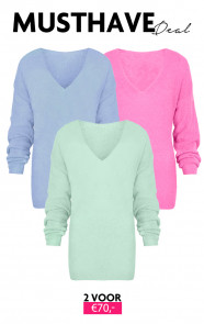 Musthave Deal Fluffy Oversized