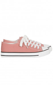 Canvas Sneakers Roze