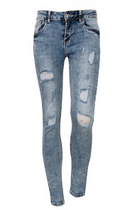 Damaged Jeans Light Exclusive