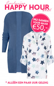 Happy Hour Deal Sterren Pocket