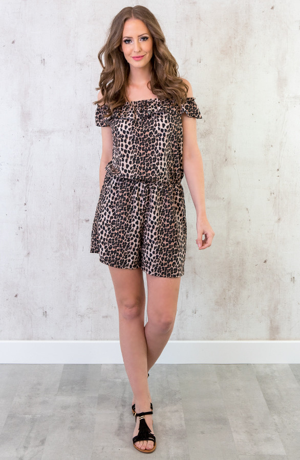 dierenprint-jumpsuit