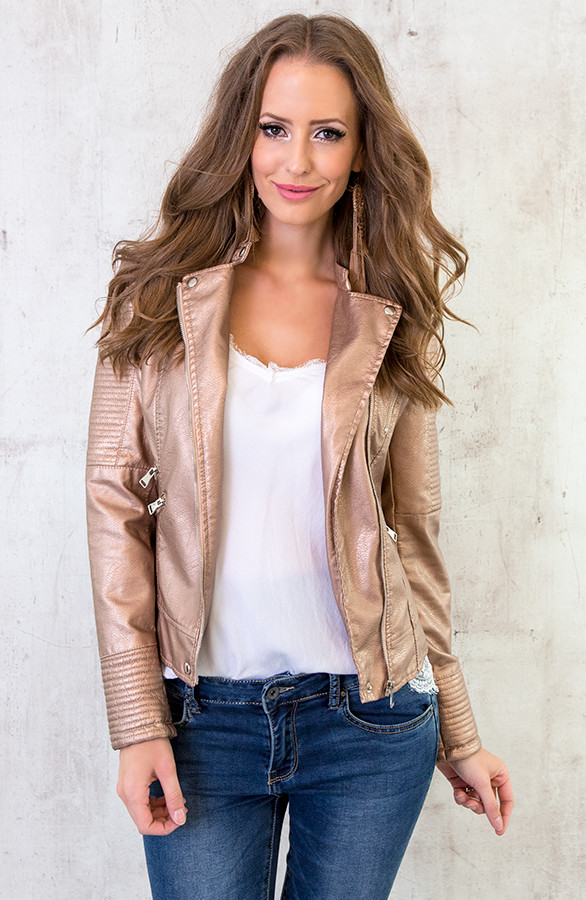 metallic-biker-jacket