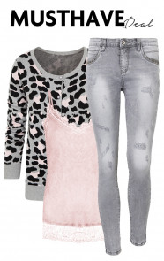 Musthave Deal Leopard Romance