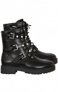 Parel Biker Boots Limited