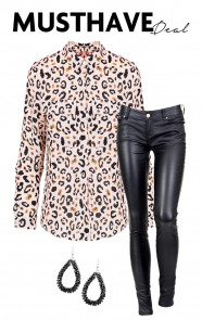 Musthave Deal Coated Panter