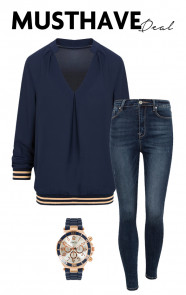 Musthave Deal Navy Deluxe