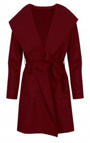 Short-Wanted-Coat-Bordeaux