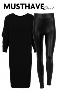 Musthave Deal Comfy Black