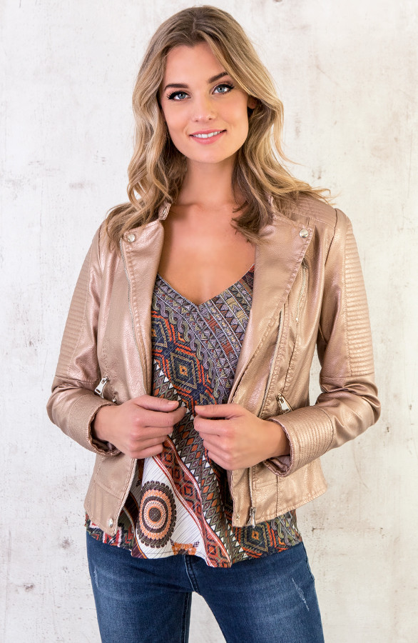 metallic-biker-jackets