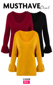 Musthave-Deal-Flared-Tops