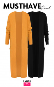 Musthave-Deal-Long-Jersey-Cardigans